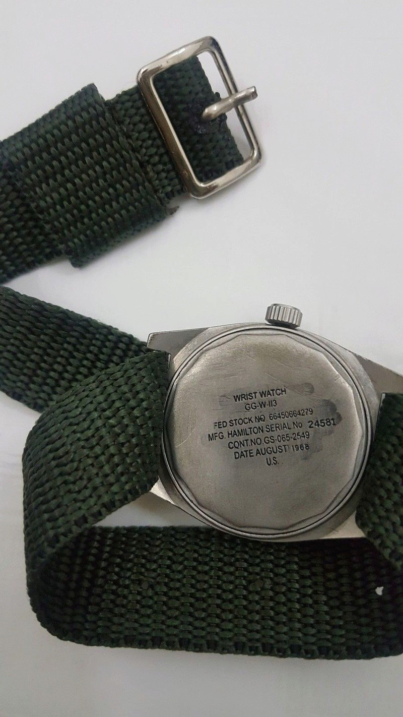 Hamilton Khaki Field Officer Mechanical - Página 2 S-l16019