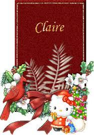 Absence de Claire - Page 2 Claire11