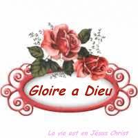 Absence de Claire - Page 2 Gloire12