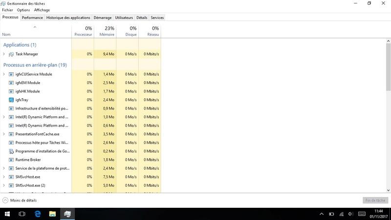 Windows 10 LITE version GPDWin : DISPONIBLE - Page 5 110