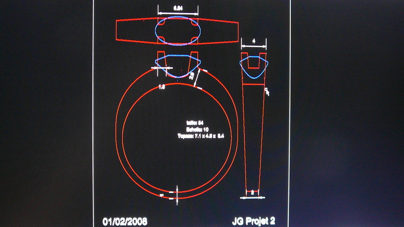 Mon premier bracelet Jaseron ( copie ) P1070715