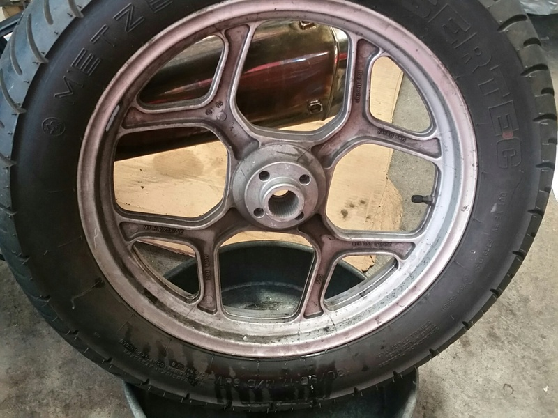 Alloy Wheel Cleaning Ideas 20180113