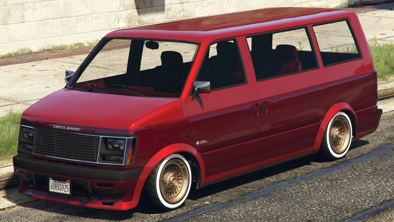 Voyager S1 3LV6 1990 LOWRIDER LOOK Moonbe10