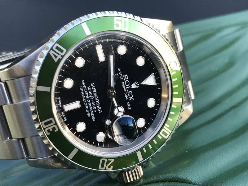 [VENDS] Rolex Submariner 16610 Lunette Verte  Img_5818