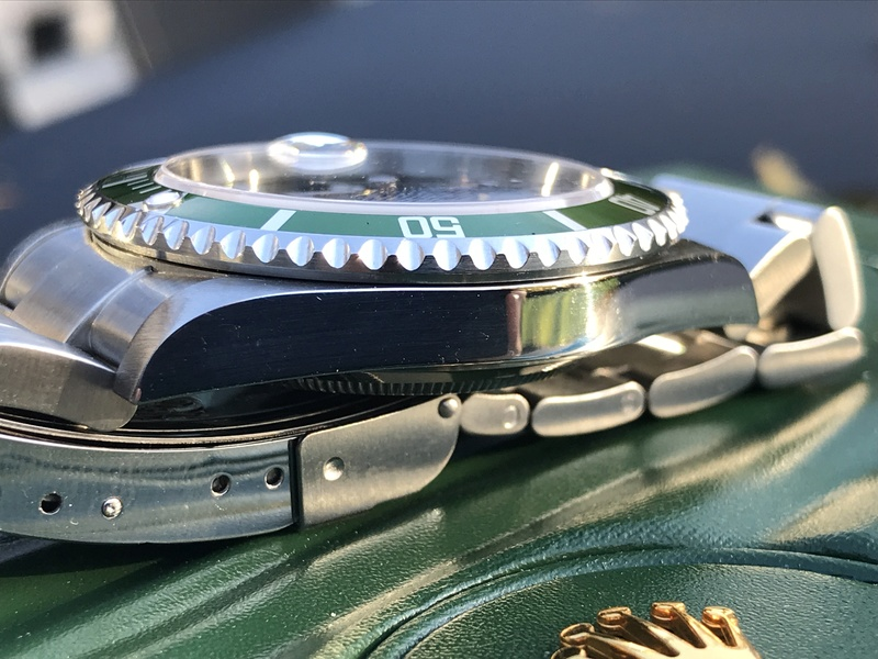 [VENDS] Rolex Submariner 16610 Lunette Verte  Img_5820
