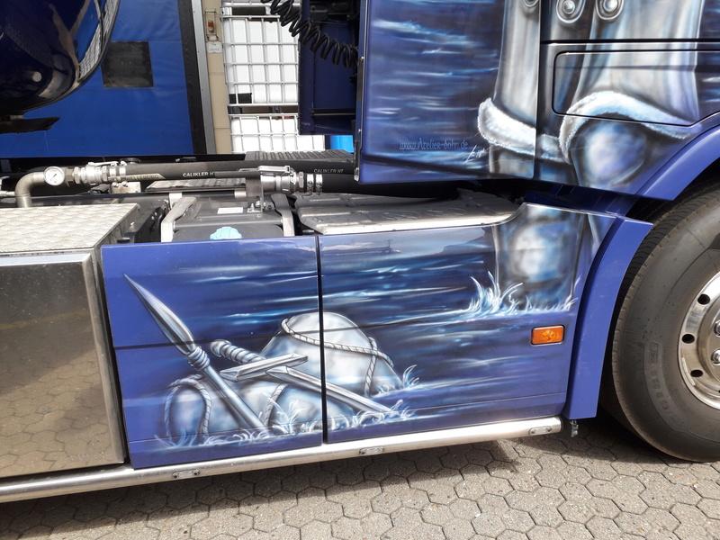 Ein Volvo im Wikingerkleid !!! 20180520