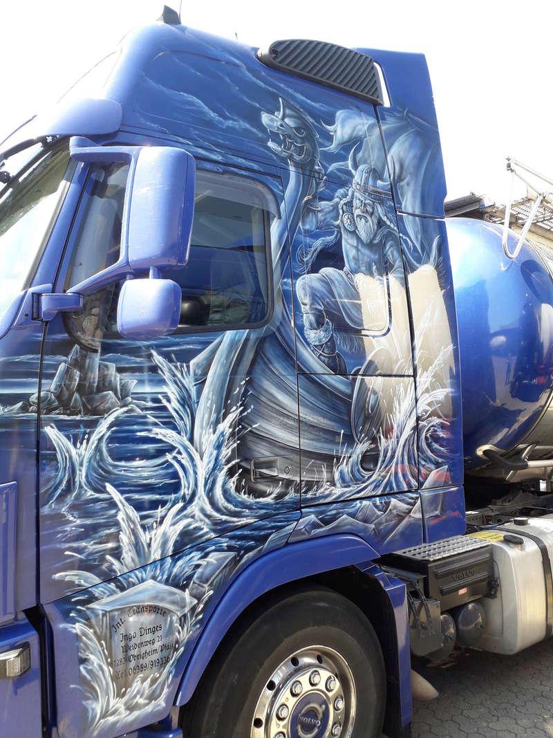 Ein Volvo im Wikingerkleid !!! 20180522