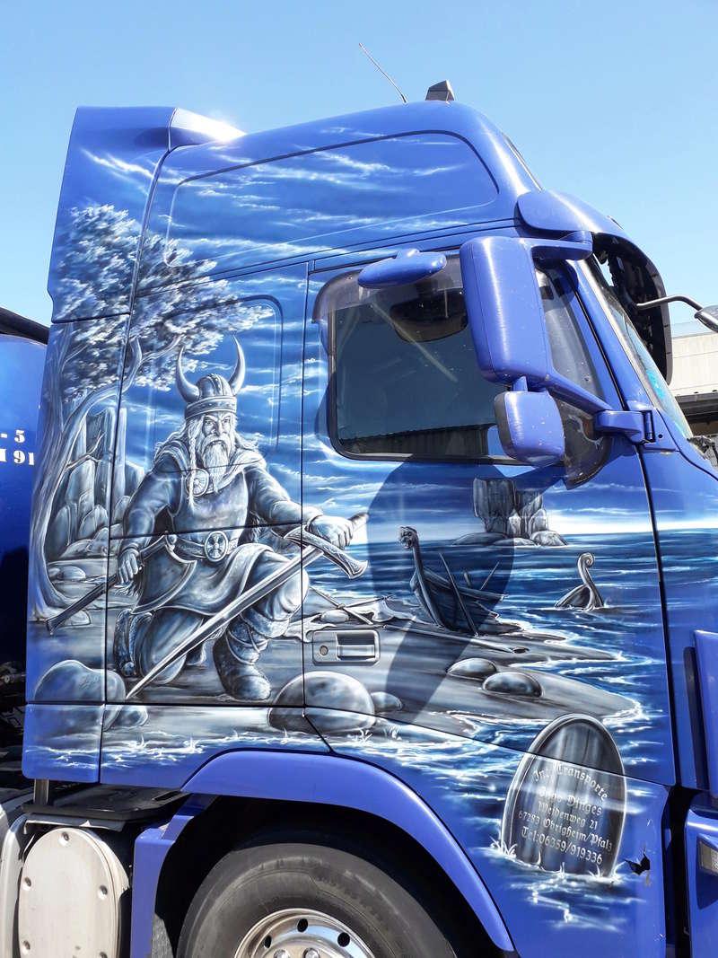 Ein Volvo im Wikingerkleid !!! 20180523