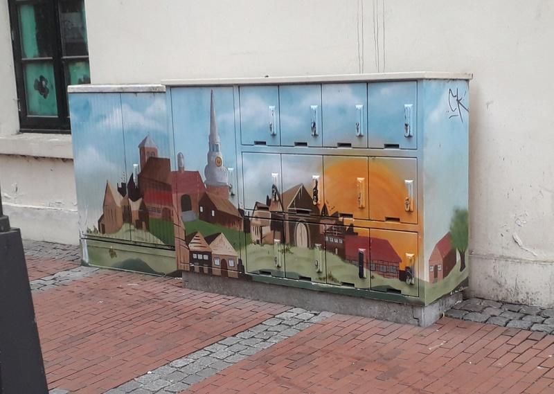 Anti Graffiti für Zweckgebäude 20180524