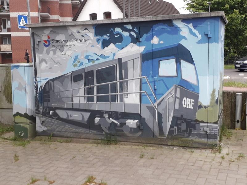 Anti Graffiti für Zweckgebäude 20180525