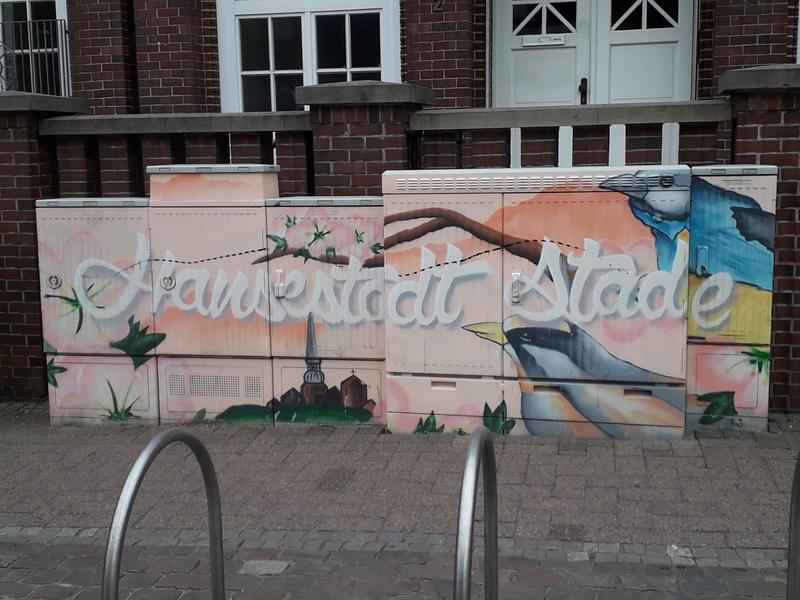 Anti Graffiti für Zweckgebäude 20180526