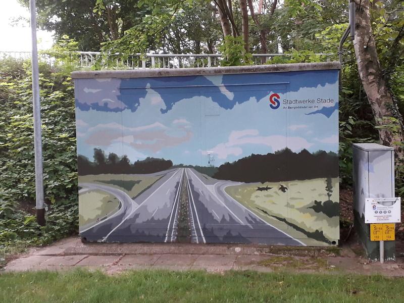 Anti Graffiti für Zweckgebäude 20180527