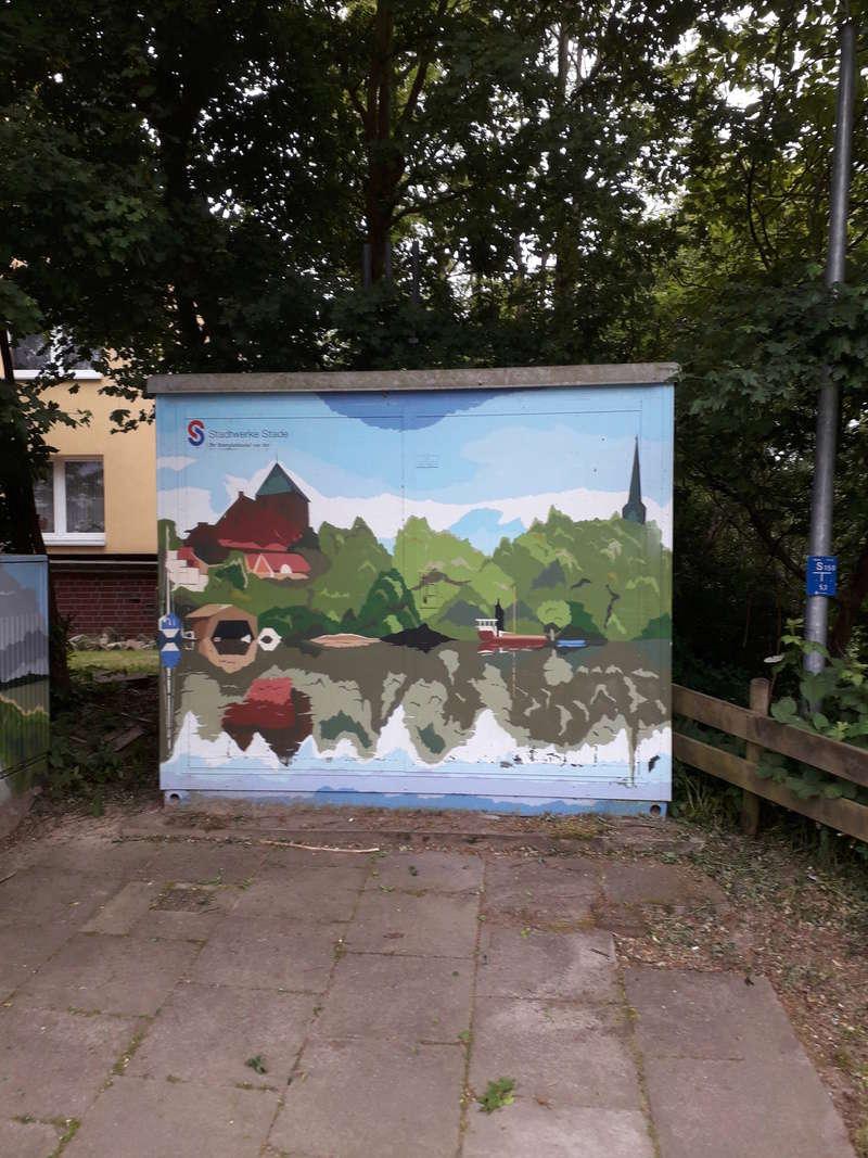Anti Graffiti für Zweckgebäude 20180528