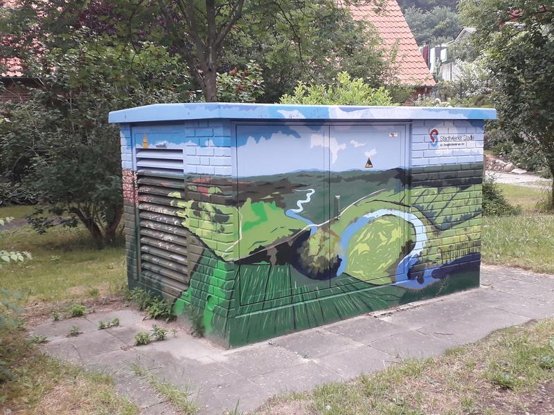Anti Graffiti für Zweckgebäude 20180626