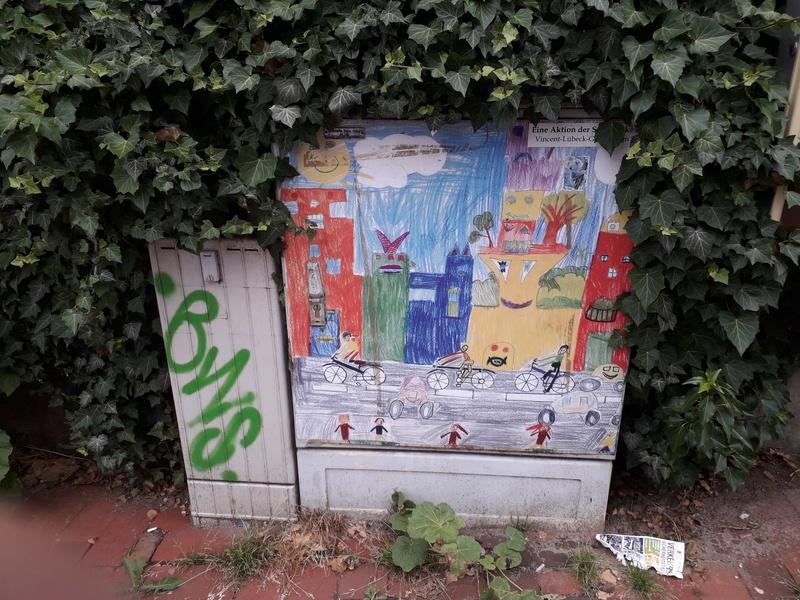 Anti Graffiti für Zweckgebäude 20180627