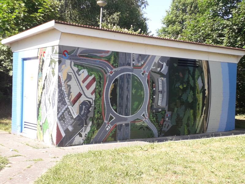 Anti Graffiti für Zweckgebäude 20180628