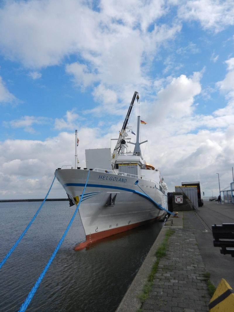 Auf der Elbe ist immer was los. Hannov13