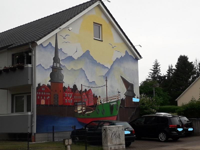 Anti Graffiti für Zweckgebäude Inked210