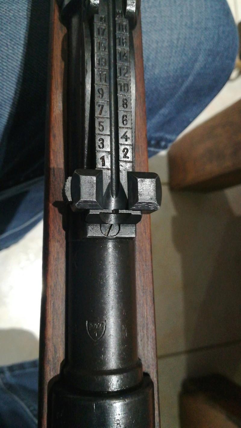 Mauser k 98 bnz 43 15095725