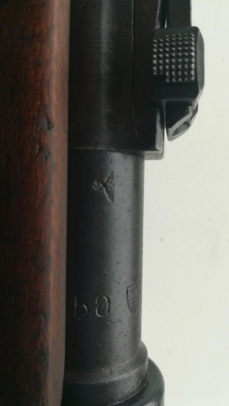 Mauser k 98 bnz 43 15096213