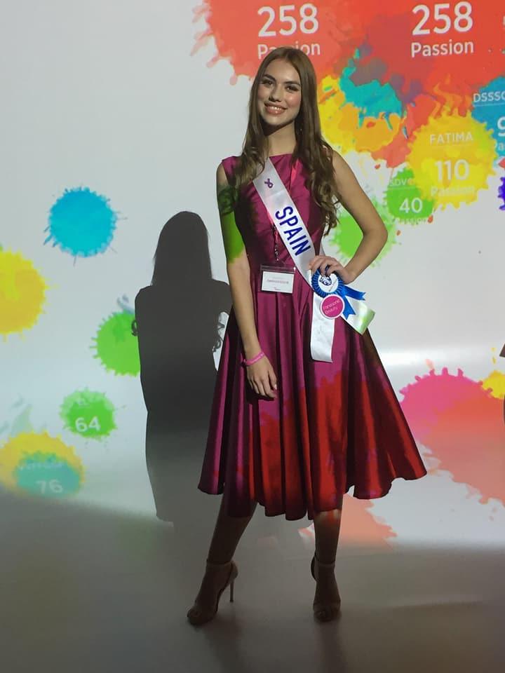 elizabeth ledesma laker, miss international spain 2017. - Página 5 23172610