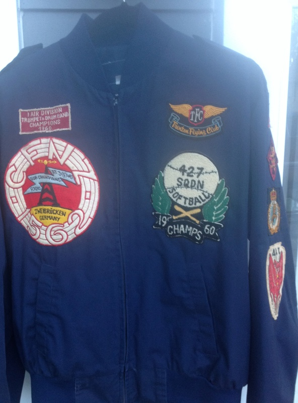 RCAF Squadron patches Image18