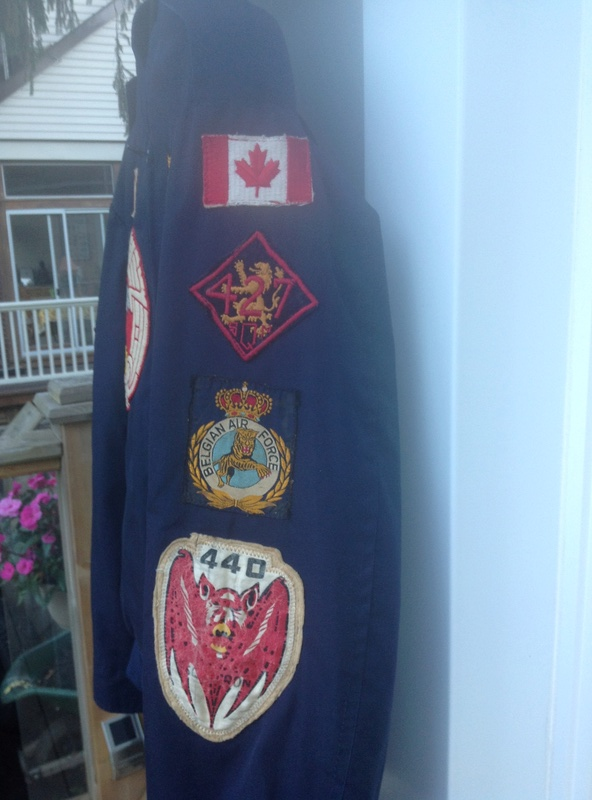 RCAF Squadron patches Image20