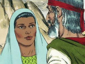 Myriam, une prophétesse pleine d'enthousiasme 001-mo13