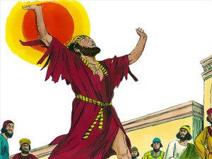 ♦ Apocalypse 11 : 3 : Deux témoins prophétisent pendant 1260 jours 002-es12