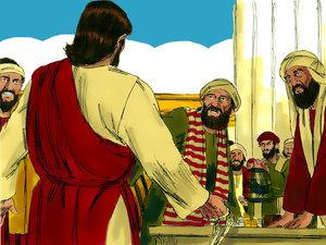 ♦ Apocalypse 11 : 2: Le parvis extérieur du temple 002-je12