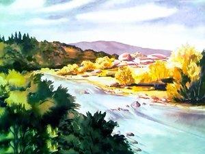 Apocalypse 8 : 10 : Les fleuves et les sources d'eau 002-mo13