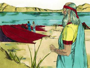 Apocalypse 8 : 10 : Les fleuves et les sources d'eau 003-ez10
