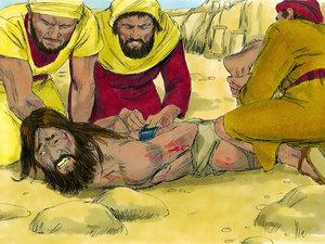 ♦ Apocalypse 9 : 1 : Le puits de l'abîme 003-je11