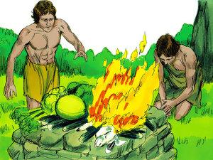 Abel et le principe du rachat par le sang 004-ca12