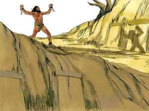 ♦ Apocalypse 9 : 1 : Le puits de l'abîme 004-je14