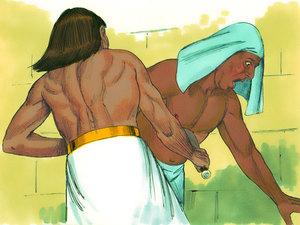 Moïse est l'envoyé de Dieu pour libérer les Israélites de l'esclavage 004-mo16