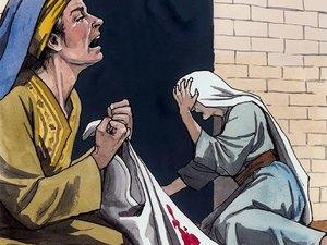 ♦ Apocalypse 10 : 10: La douceur et l'amertume 005-gn16