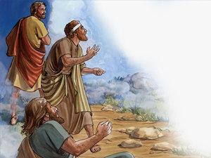 ♦ Apocalypse 8 : 8 : La montagne embrasée 006-gn16