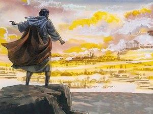 ♦ Apocalypse 8 : 8 : La montagne embrasée 006-gn17