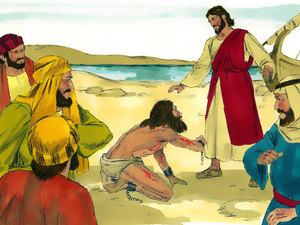 ♦ Apocalypse 9 : 1 : Le puits de l'abîme 006-je11