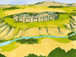 Apocalypse 8 : 10 : Les fleuves et les sources d'eau 006-jo10
