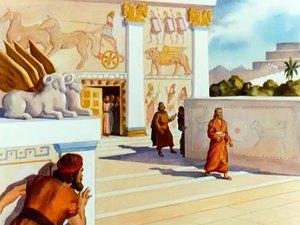 Daniel dans la fosse aux lions 006-mo12