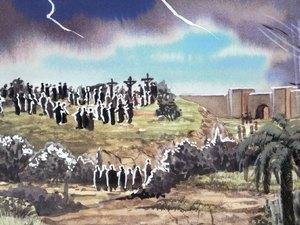 ♦ Apocalypse 11 : 13 : Un grand tremblement de terre 007-gn18