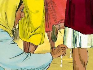 La loi mosaïque et les règles ou menstruations 007-ja13