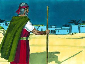 Moïse est l'envoyé de Dieu pour libérer les Israélites de l'esclavage 008-mo11