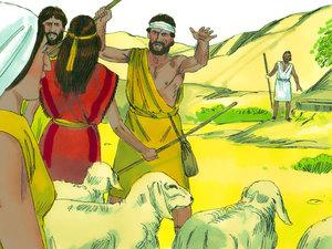 Moïse est l'envoyé de Dieu pour libérer les Israélites de l'esclavage 009-mo15