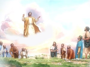 ♦ Apocalypse 1 : 7 : Le retour de Jésus-Christ sera perçu par tous les habitants de la Terre. 010-gn11