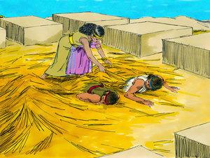Rahab la prostituée de Jéricho 010-jo10