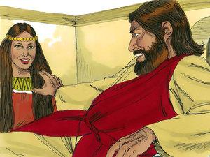 Rahab la prostituée de Jéricho 010-ma10