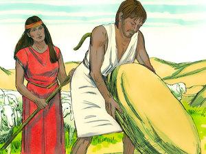 Moïse est l'envoyé de Dieu pour libérer les Israélites de l'esclavage 010-mo14